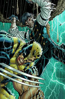 Wolverine and the X-Men 23 cvr by GURU-eFX