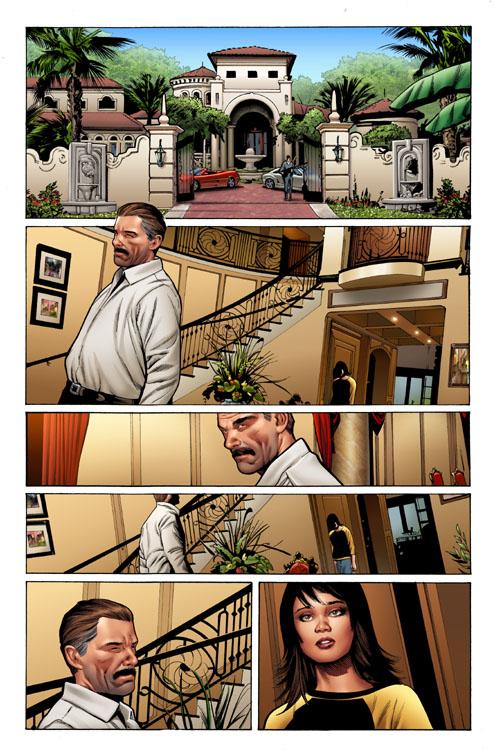 Marvel Now Iron Man 3 pg1 by GURU-eFX