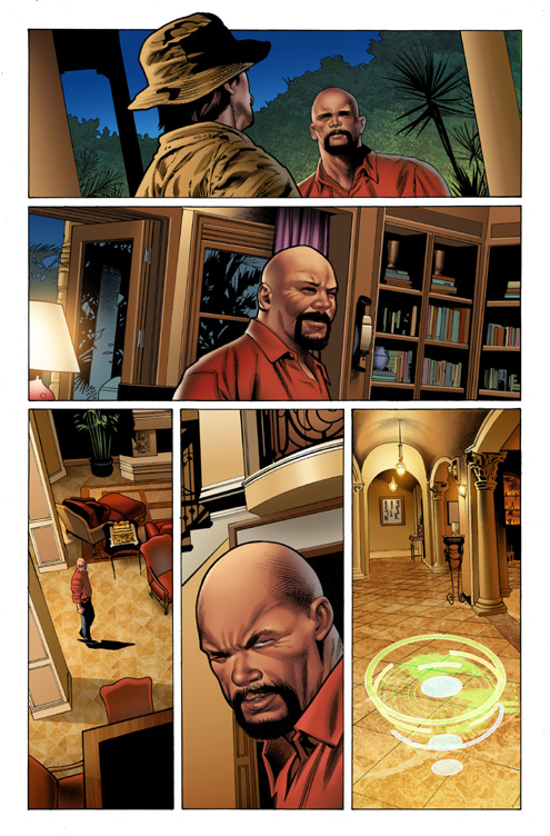 Marvel Now Iron Man 3 pg8 by GURU-eFX