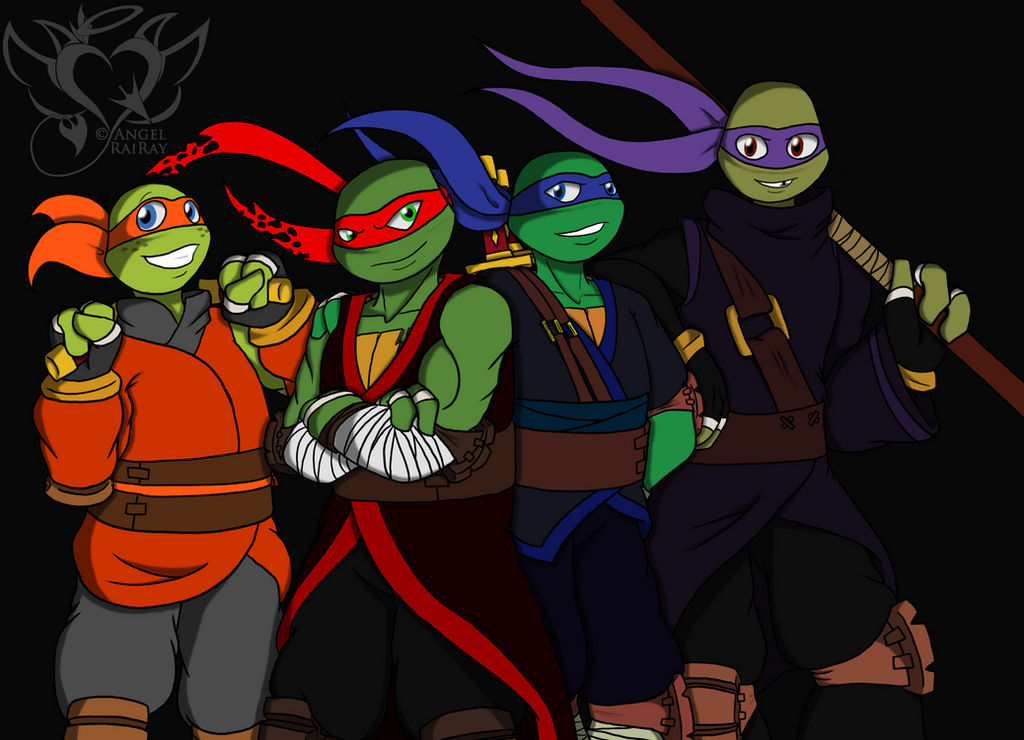 TMNT Wallpaper by AngelRaiRay ...