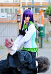 HOTD - Saeko