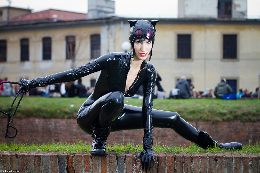 DC - Catwoman by Itasil