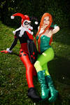 DC - Poison Ivy and Harley Quinn 02