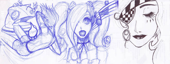 work sketch01 by Marshu