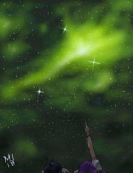 Deneb Altair Vega by Marshu