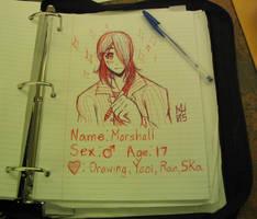 Dev ID 5 by Marshu