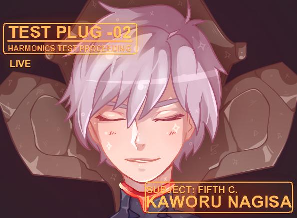 Kaworu by chowruto