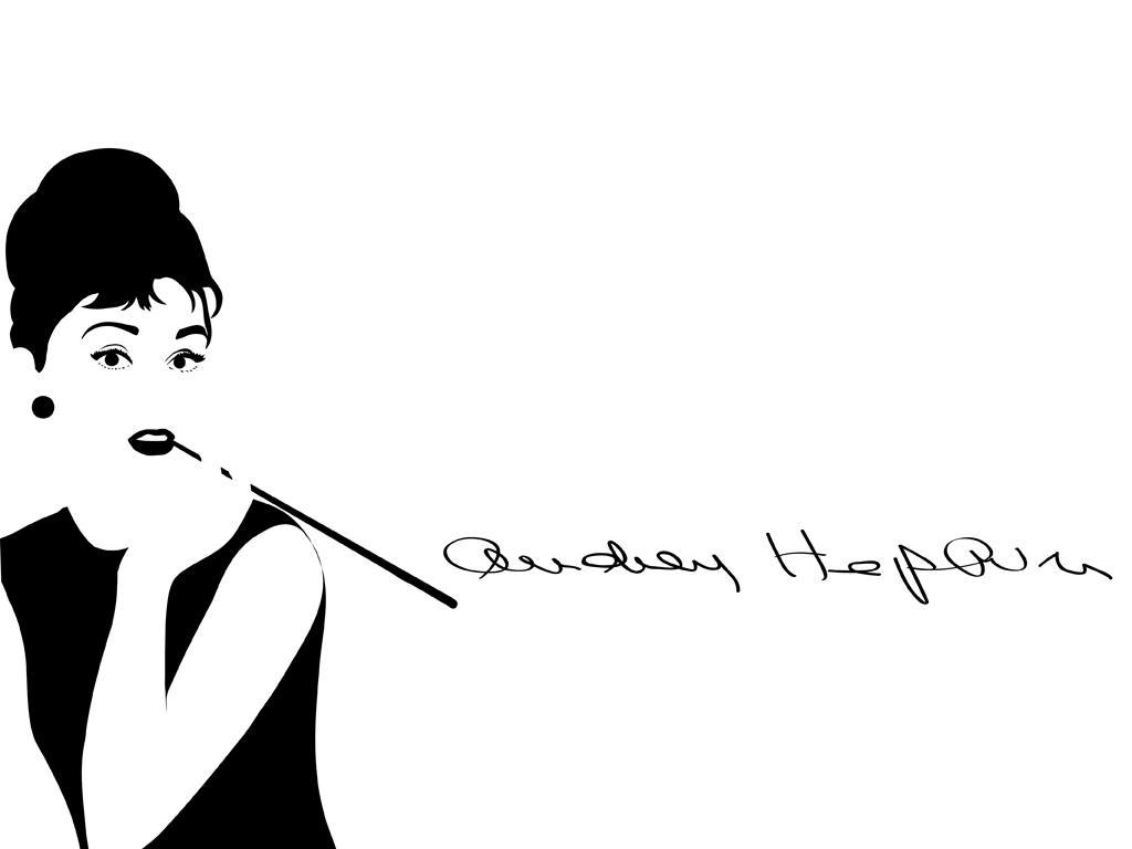 Audrey Hepburn by ~Gilraen83