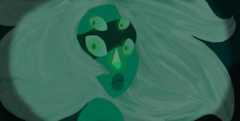 Malachite (Steven Universe Screencap Redraw)