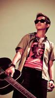 guitarist no.2 by erickeikun