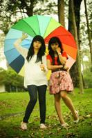 oretachi no umbrella by erickeikun
