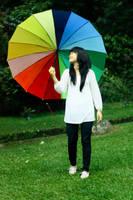 under my umbrella by erickeikun