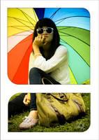 My umbrella by erickeikun