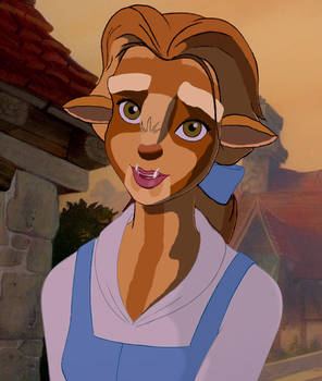 Beastly Belle 2 (without horns)
