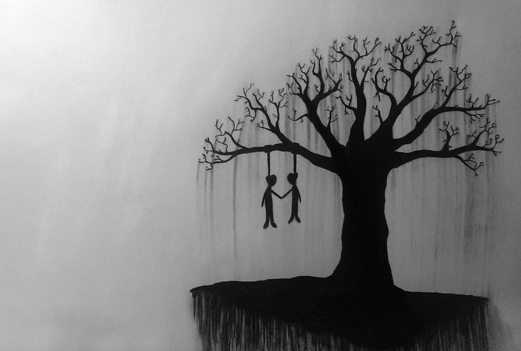 hanging tree by z3ttchr1