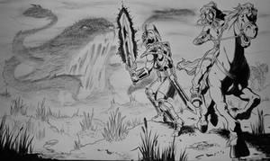 Elric of Melnibone artwork