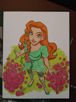Poison Ivy DCSHG