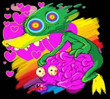 Slappy Valentines Day