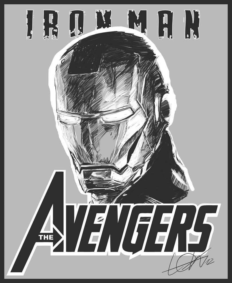 Iron Man by todmanhero