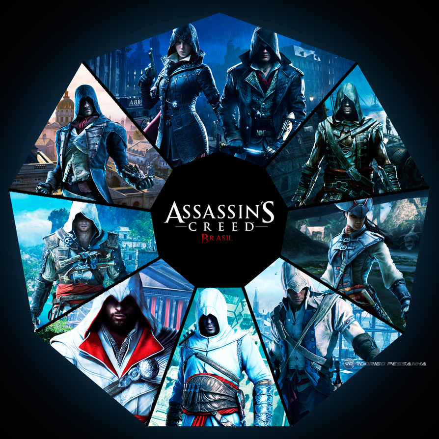 Assassins Creed by rodrigopessanha