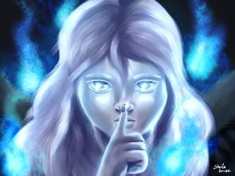 Hush, little children by Kaislentheya