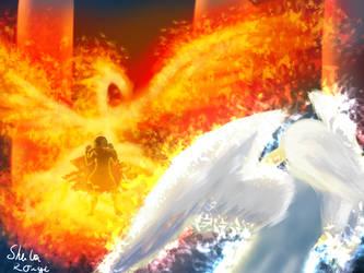 Fight by Kaislentheya