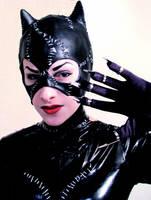 Halloween - Catwoman by gwiishie