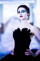 Black Swan - A New Swan Queen by gwiishie