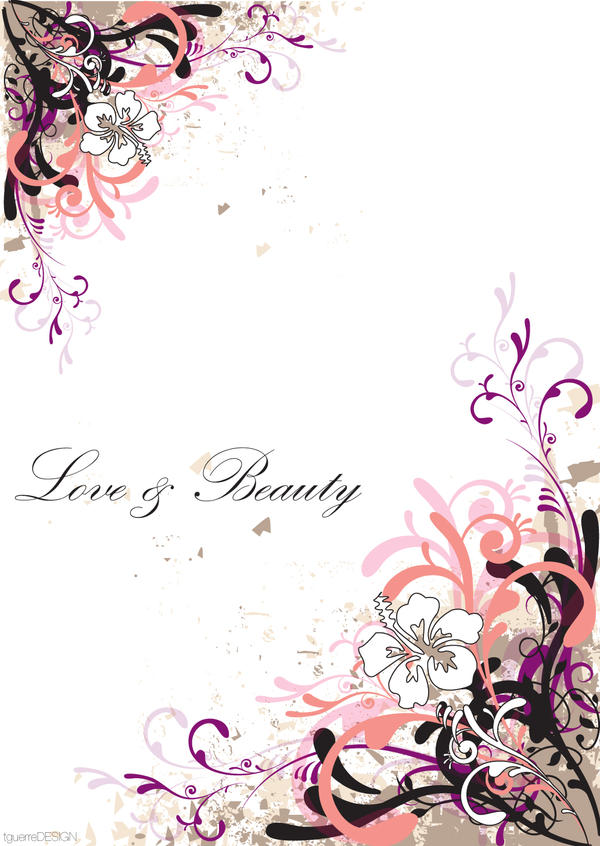 love and beauty by tguerre