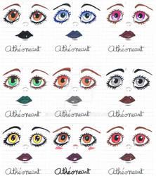 Eyes [Colors]