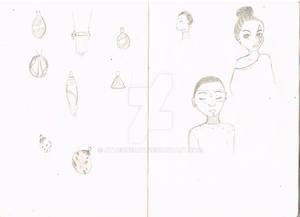 Page of Sketchbook