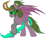 Illidan: Pony version