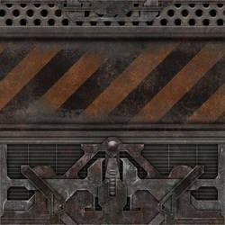 SciFi texture