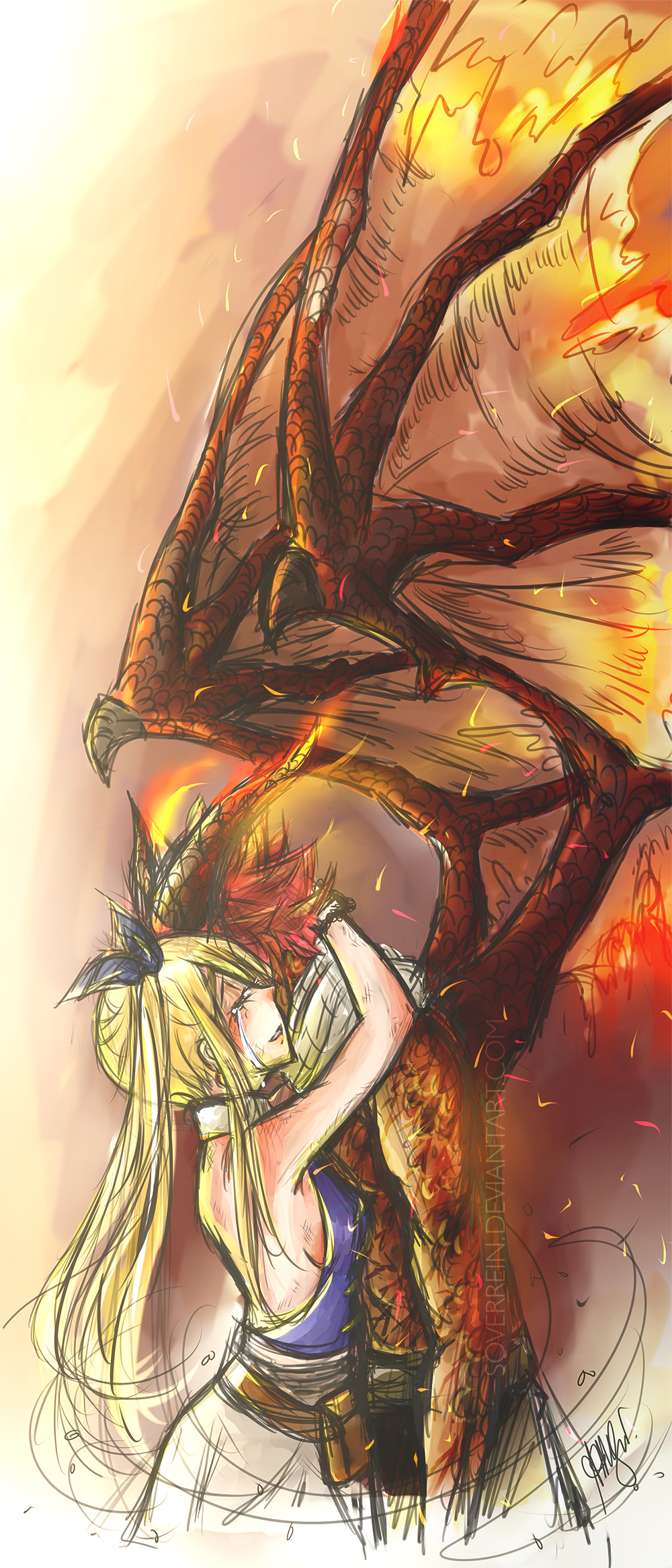 1000 images about nalu on pinterest natsu and lucy - Fairy tail natsu x lucy ...