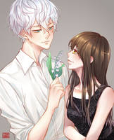 Mystic Messenger: Happiness Will Find Us by Soverrein