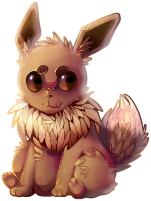 Eevee by 3o2