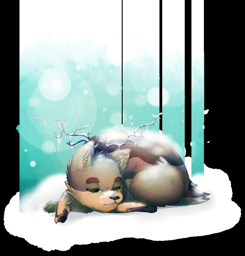 Winter Sleep by 3o2