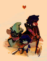 Deltarune by 3o2