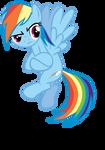 RainbowDash Demands Answers!