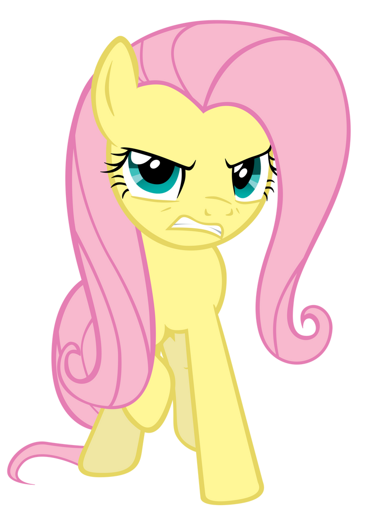 My Little Pony : La Magía De La Amistad : Fluttershy (Brony