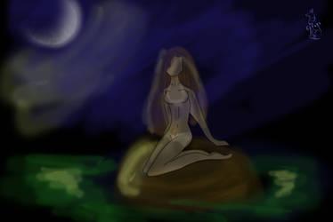 Ghost by Elanka