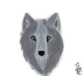 try to make fur by Elanka