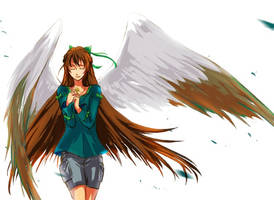 Wings by lushan
