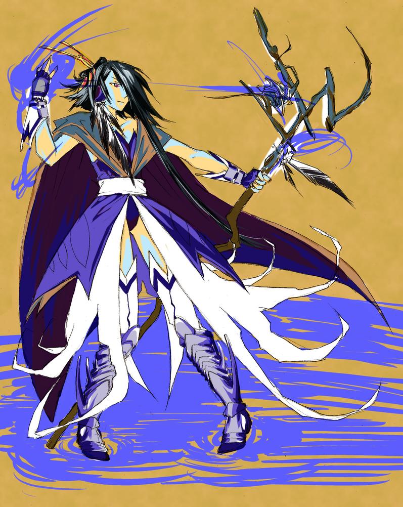 FEZ - Sorceror by lushan