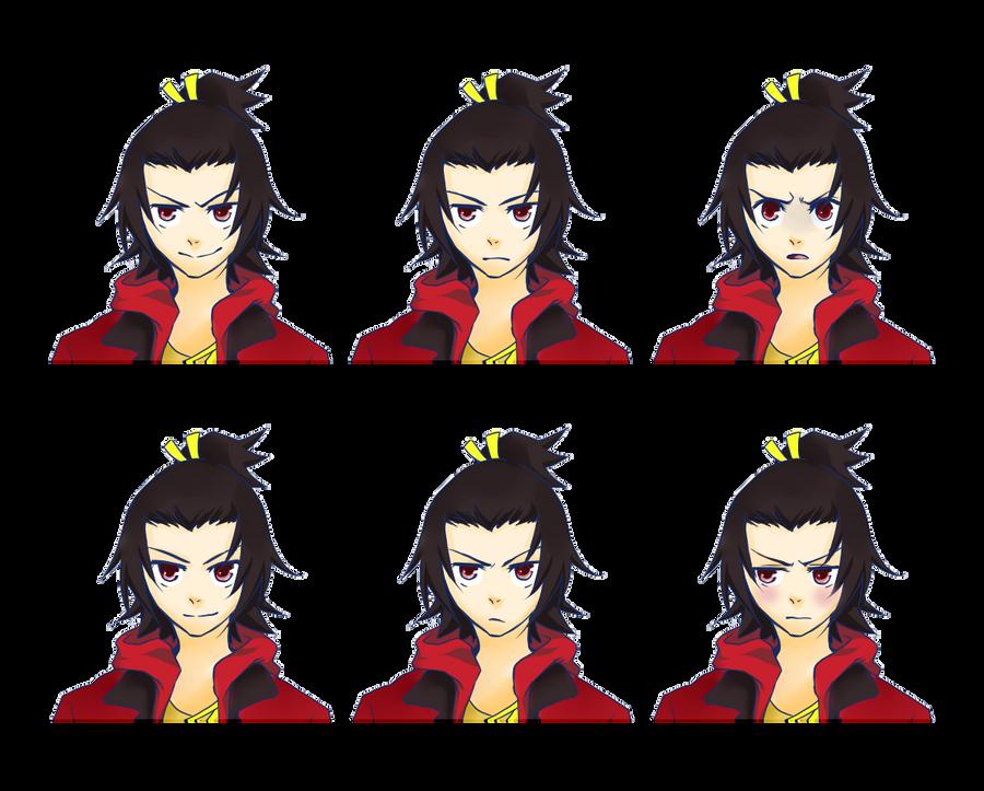 MM: Ku Expressions 1 by lushan