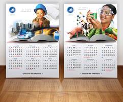 Calendar Design 2012