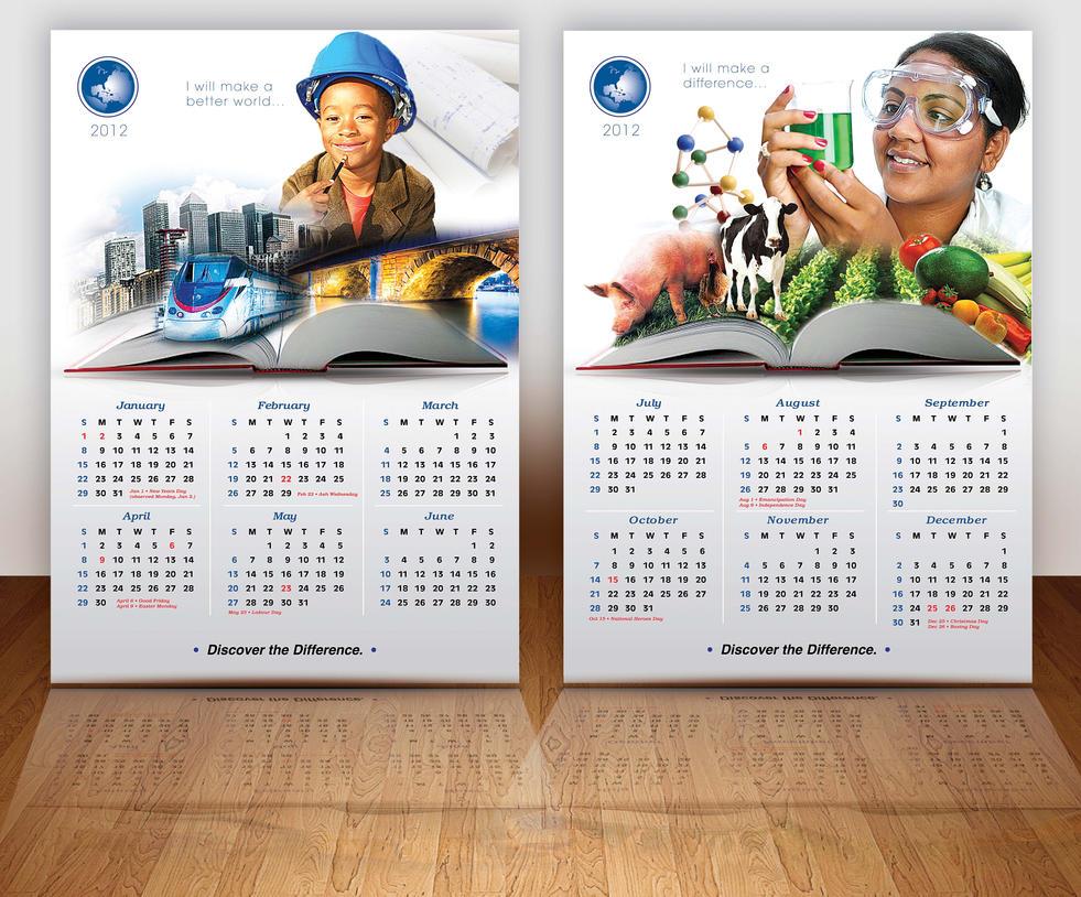 Календарь идеи с