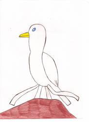 Mumm-Rana's Dove Form by Tlsonic214