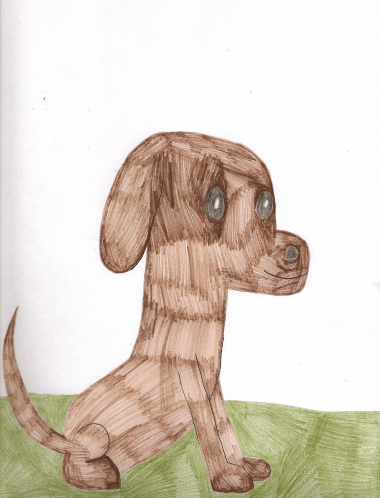 Philip the dog in mlp by Tlsonic214