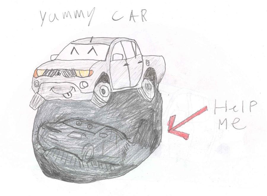 I Vored A Car By Chrisdawe2005 On Deviantart